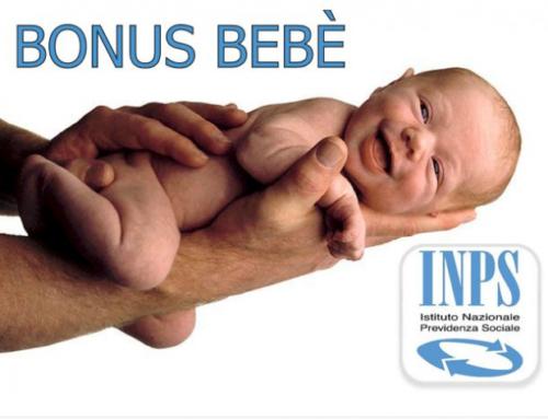 Bonus nuove nascite